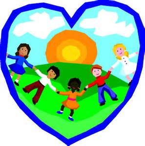 children heart illustration
