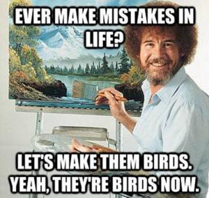 let's make them birds