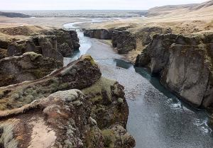 Fjaðrárgljúfur Canyon, Iceland  credit - I Love Nature