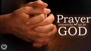 prayer connects us