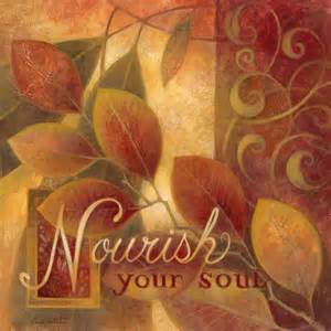 nourish your soul - design