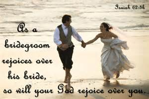 BRIDEGROOM Isaiah 62