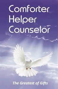COMFORTER Helper Counselor John 14