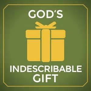 GIFT OF GOD present