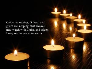 Guide me, Lord - Evening Prayer dailyoffice.org