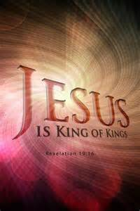 KING OF KINGS Jesus