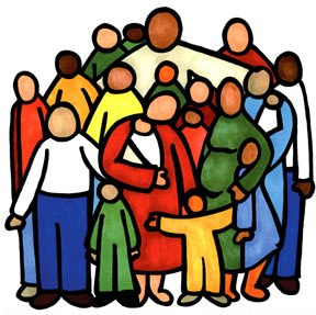 people diverse fellowship in the church
