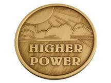 Higher Power - coin