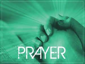 prayer - hands