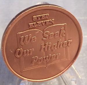 Step 11 coin