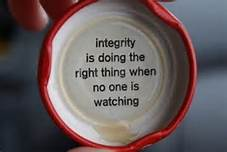 integrity - next right thing