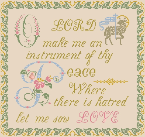prayer_of_st_francis-sampler