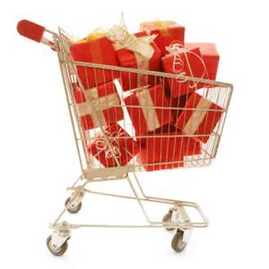 christmas-shopping-cart
