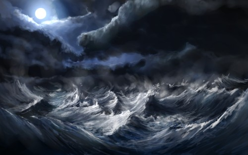 waves-storm_drawing