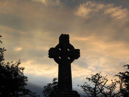 celticcrossknockireland