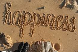 happiness-in-sand