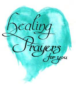 healing prayer for you
