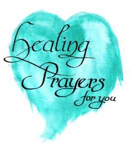 healing prayer for you