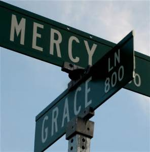 grace and mercy crssing