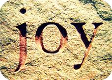 joy in sand