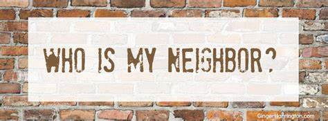 neighbor - who is
