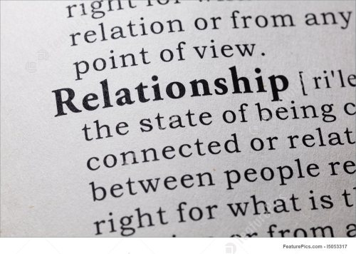 relationship, definition