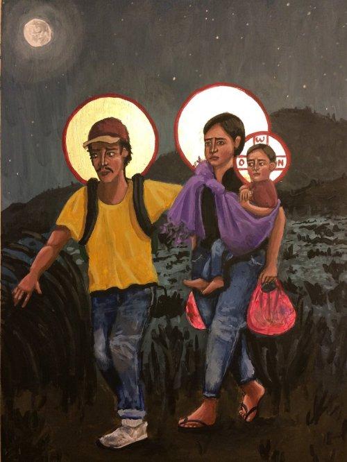 Refugees - Jose, Maria y Jesus