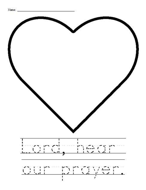 lordhearourprayer