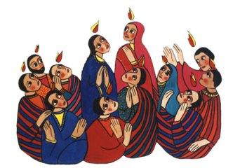 Acts 2-3 pentecost
